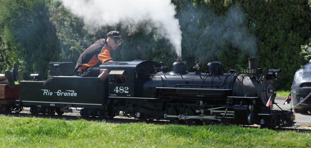 K 36, nelson, nsm, steam, locomotive, model engineering, live steam